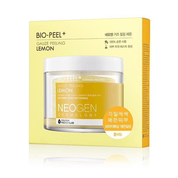 Bolehshop - Bio-Peel Gauze Lemon 8 Pads