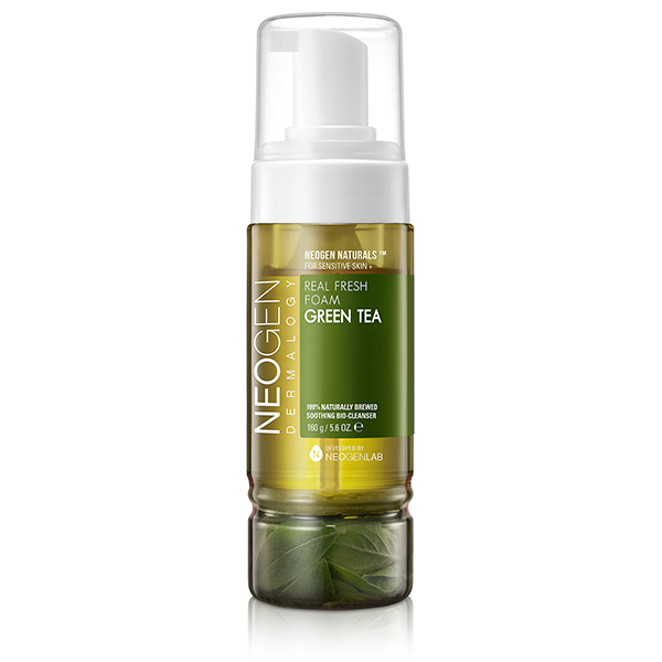 Bolehshop - Neogen Real Fresh Foam Greentea