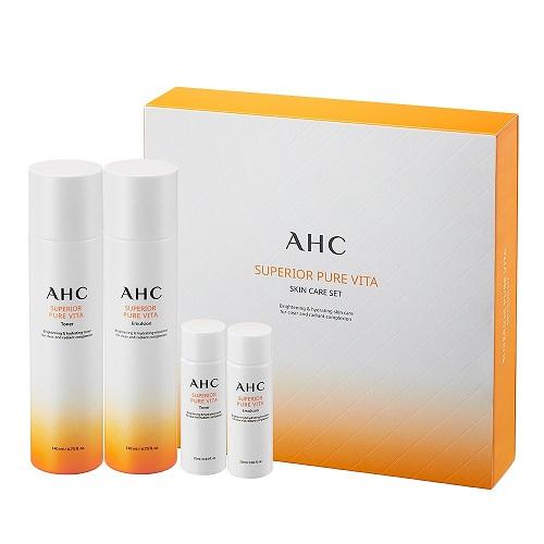 Bolehshop - AHC Superior Pure Vita Skin Care Set