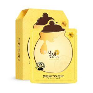 Bolehshop - Bombee Honey Mask Papa Recipe