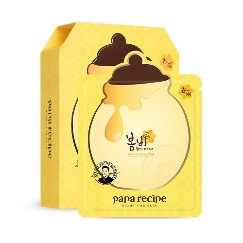 Bolehshop - Bombee Honey Mask Papa Recipe