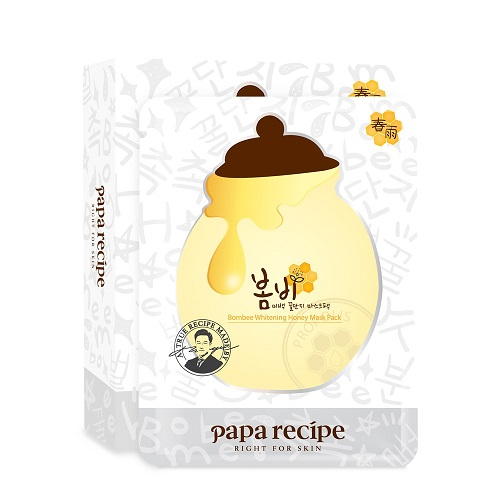 Bolehshop - Bombee Whitening Honey Mask Pack