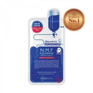 Bolehshop - Mediheal N.M.F Aquaring Ampoule Mask Ex