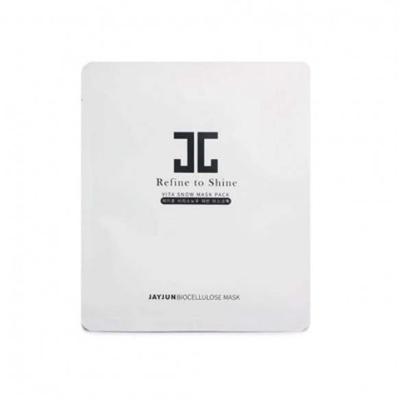 Bolehshop - JAYJUN Refine to Shine Vita Snow Mask Pack