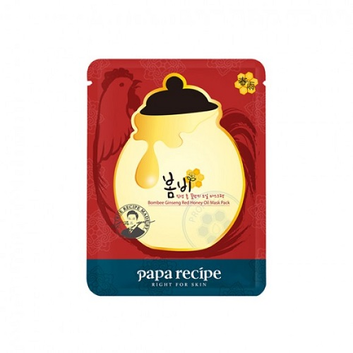 Bolehshop - Bombee Ginseng Red Honey Oil Mask Pack