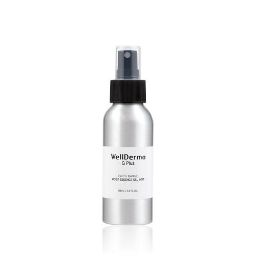 Bolehshop - WellDerma G Plus Earth Marine Moist Essence Gel Mist 100ml