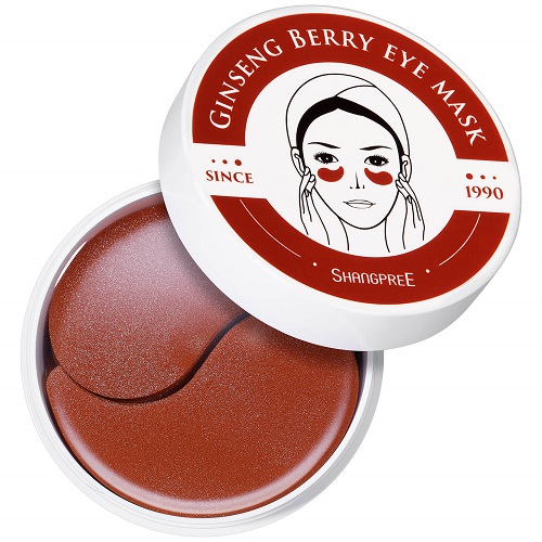 Bolehshop - SHANGPREE Ginseng Berry Eye Mask 1 Pack