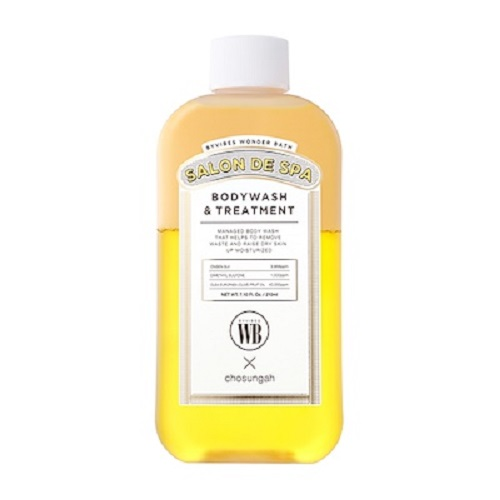 Bolehshop - Wonder Bath Salon De Spa Bodywash & Treatment 210ml