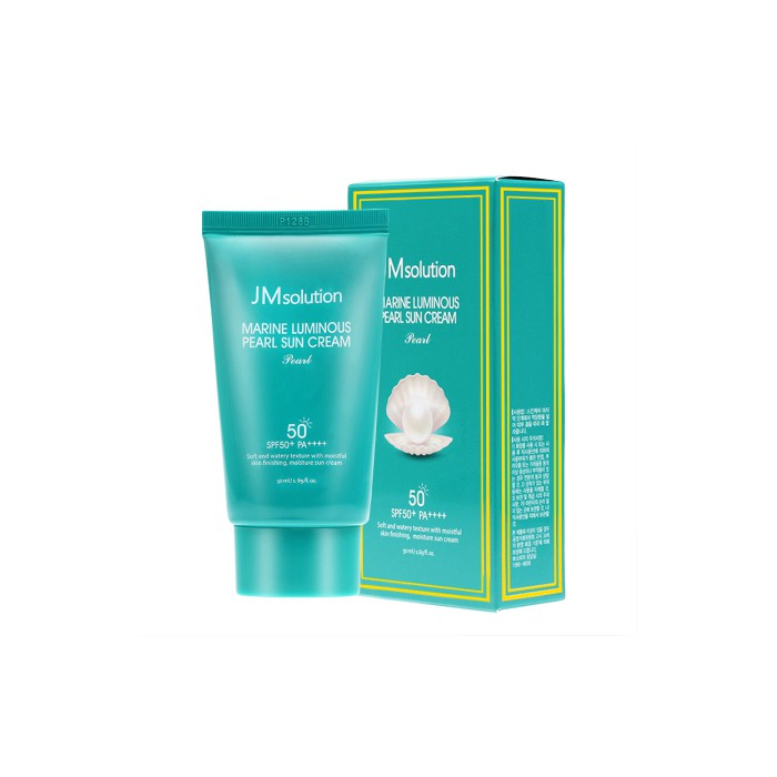 Bolehshop - JM Solution Marine Luminous Pearl Deep Moisture Sun Cream