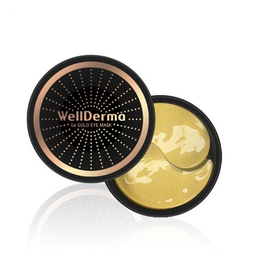 Bolehshop - WellDerma Ge Gold Eye Mask Pack