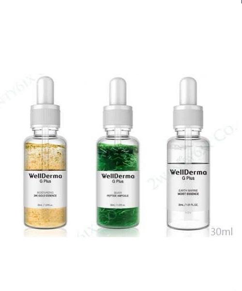 Bolehshop - WellDerma G Plus Silver Peptide Ampoule 30ml