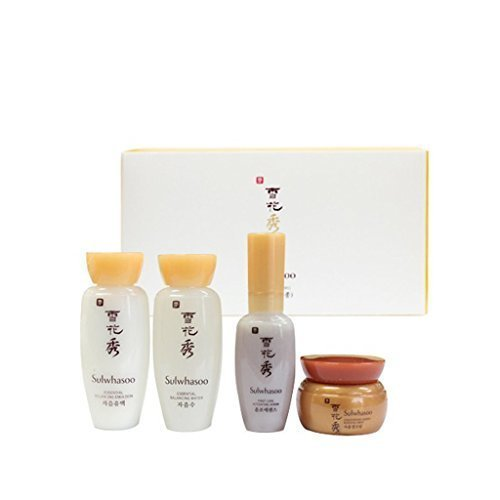 Bolehshop - SULWHASOO Gingseng Basic Kit 4 Items
