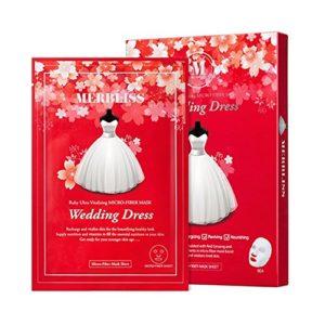 Bolehshop - MERBLISS Wedding Dress Ruby Sheet Mask
