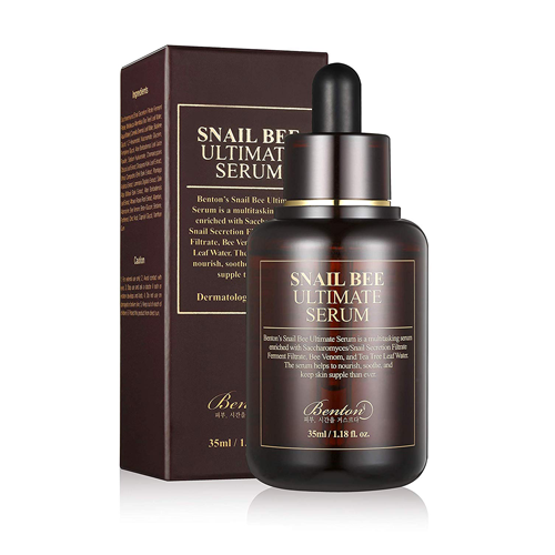 Bolehshop - Benton Snail Bee Ultimate Serum Box