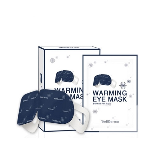 Bolehshop - WellDerma Warming Eye Mask 1 Box