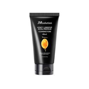 Bolehshop - JM Solution Honey Luminous Royal Propolis Cleansing Foam 150ml