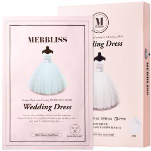 Bolehshop - Merbliss Wedding Dress Mask Pack