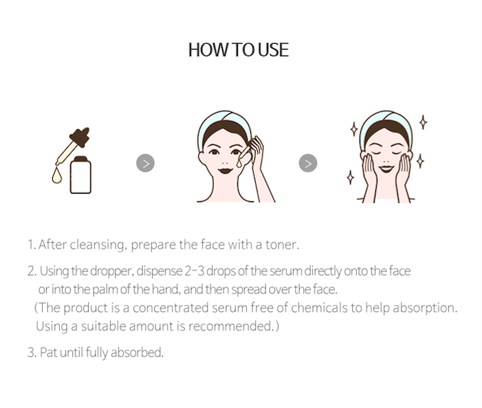 Bolehshop - How To Use Benton Snail Bee Ultimate Serum