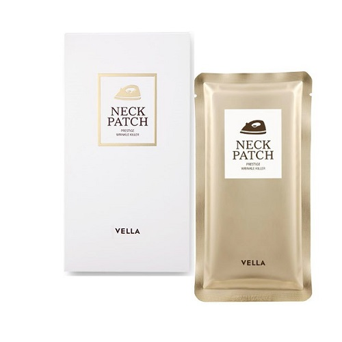 Bolehshop - VELLA Neck Patch Prestige Wrinkle Killer 1 Box