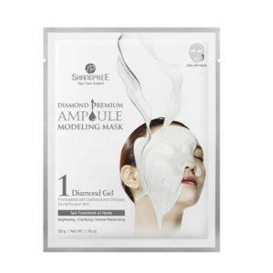 Bolehshop - Shangpree Diamond Premium Ampoule Modeling Sheet Mask