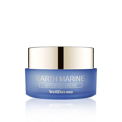 Bolehshop - WellDerma Earth Marine Water Gel Cream 50ml