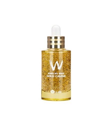 Bolehshop - W.Lab Jewelry Base Gold Caviar Serum/Prime/Makeup Base 55ml