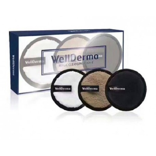 Bolehshop - WellDerma Magic Cleansing Cookie 3pcs