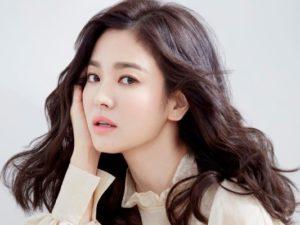 Makeup Ala Korea Artis Song Hye Kyo