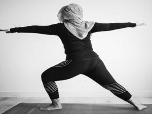 outfit workout hijabers yang nyaman dan tetap ootd