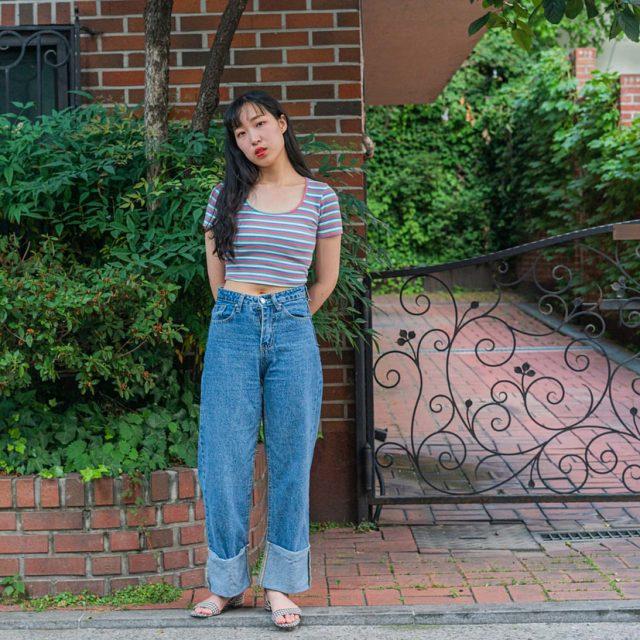 Fesyen Korea yang cocok untuk tengah tahun di Indonesia