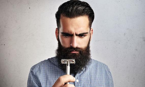 Tips mencukur kumis dan janggut yang tidak membuat iritasi