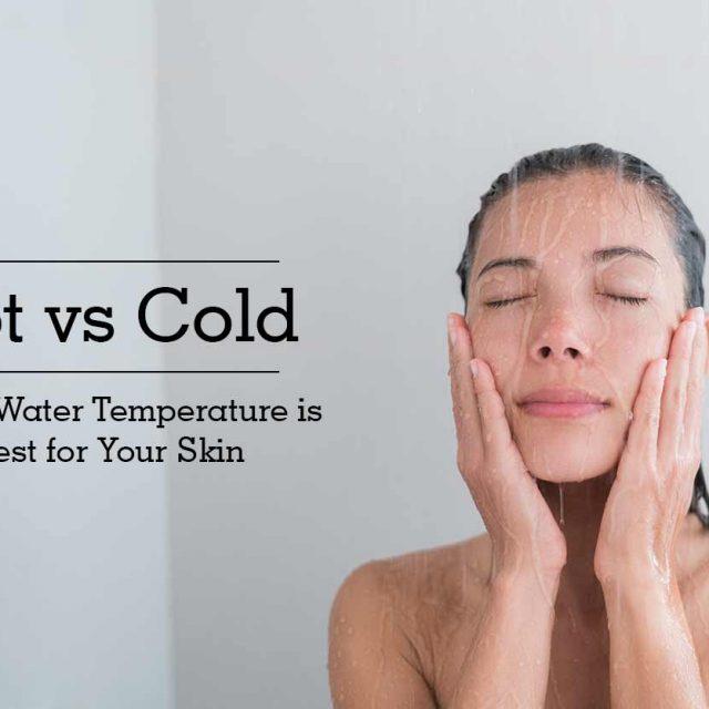 Mencuci muka dengan air dingin atau panas, mana yang lebih baik?